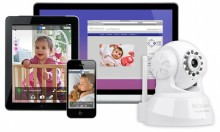 Радионяня для iPhone/iPod/iPad  Medisana Smart Baby Monitor